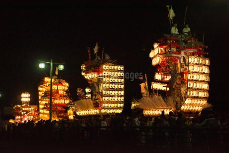 日田祇園祭の写真素材 [FYI02718057]