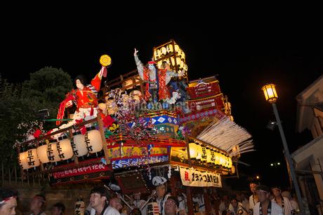 日田祇園祭の写真素材 [FYI02718699]