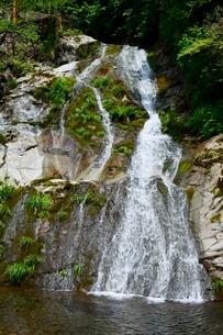 史跡,生野銀山,不動滝の写真素材 [FYI02718772]