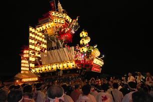 日田祇園祭の写真素材 [FYI02719032]