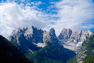 クリスッタロ山の写真素材 [FYI02719236]
