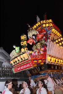 日田祇園祭の写真素材 [FYI02719306]