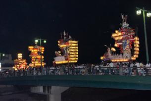 日田祇園祭の写真素材 [FYI02719517]