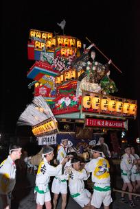 日田祇園祭の写真素材 [FYI02719524]
