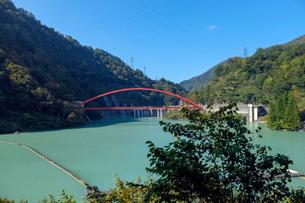 宇奈月ダムの写真素材 [FYI02719568]