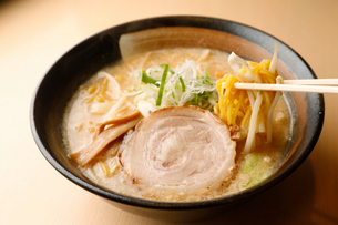 札幌味噌ラーメンの写真素材 [FYI02723088]
