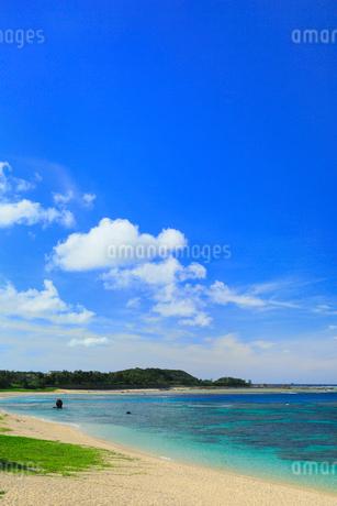 奄美大島 土盛ビーチの写真素材 [FYI02723398]
