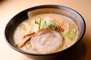 札幌味噌ラーメンの写真素材 [FYI02723961]