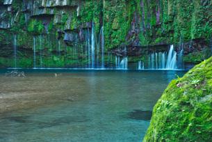 雄川の滝の写真素材 [FYI02725431]