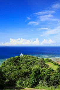 奄美大島 あやまる岬の写真素材 [FYI02725452]