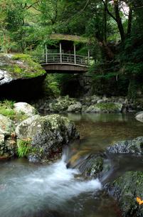 坂本龍馬脱藩の道 御幸の橋の写真素材 [FYI02726048]