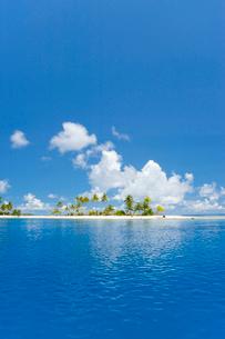 南の島の写真素材 [FYI02730393]