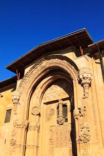 ウル・ジャーミイ(大モスク) ダーリュッシファー門の写真素材 [FYI02731316]