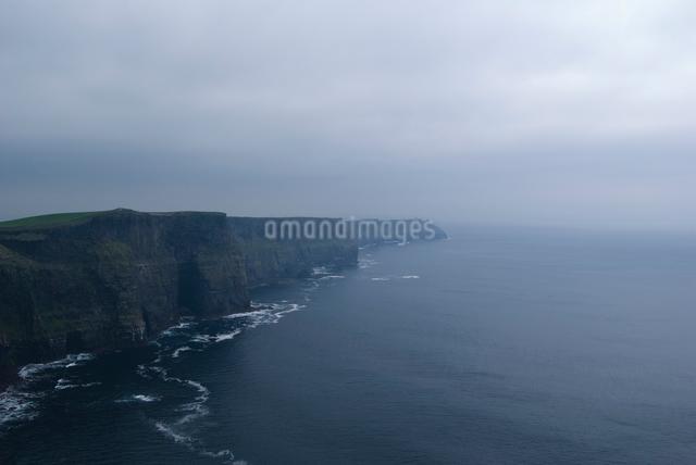 モハーの断崖の写真素材 [FYI02733781]