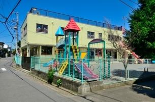 楢の木学園新町幼稚園の写真素材 [FYI02738031]