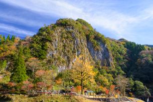 秋の白滝公園の写真素材 [FYI02738178]
