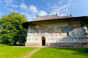 アルボーレ修道院の写真素材 [FYI02738252]