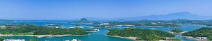高舞登山(タカブトヤマ)からの眺望の写真素材 [FYI02738271]