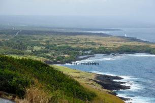 ハワイ島ナアレフのシーニックポイントの写真素材 [FYI02738305]