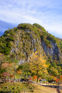 秋の白滝公園の写真素材 [FYI02738403]