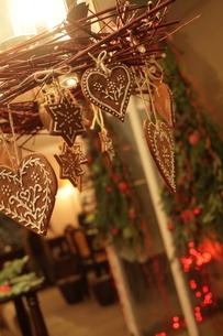アルザスのクリスマスイメージの写真素材 [FYI02738458]