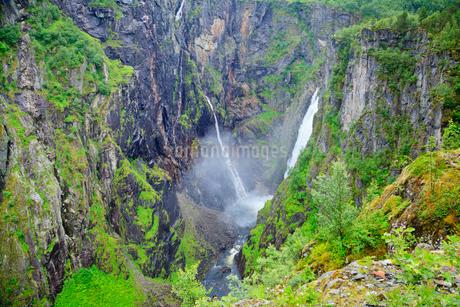 ボーリング滝の写真素材 [FYI02738485]
