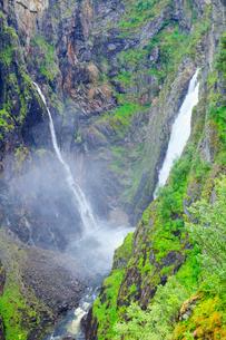 ボーリング滝の写真素材 [FYI02738668]
