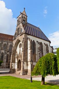 聖ミハエル礼拝堂の写真素材 [FYI02738842]