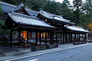 12月 冬の城崎温泉の写真素材 [FYI02739129]