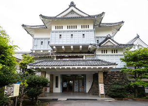 五島市立図書館の写真素材 [FYI02739237]