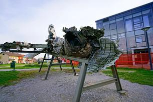 カルロヴァッツ野外戦争博物館の写真素材 [FYI02739285]