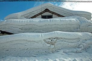 冬の本道寺地区の写真素材 [FYI02739288]