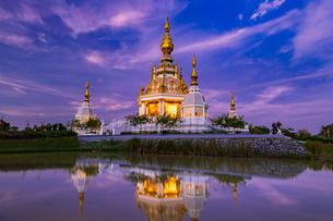 タイ  ワット・トゥンセッティの写真素材 [FYI02739413]