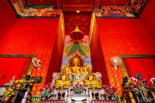 Wat Si Sumang, Nong Khai, Thailandの写真素材 [FYI02739520]