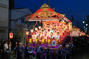 日高火防祭りの写真素材 [FYI02739533]