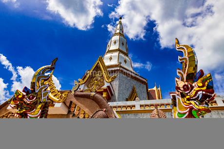 Wat Bunyanusorn, Udon Thani, Thailandの写真素材 [FYI02739563]