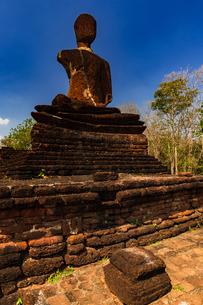タイ  カムペーンペット歴史公園の写真素材 [FYI02739610]