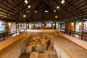バーンチエン遺跡,タイ王国の写真素材 [FYI02739668]