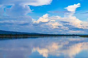 タイ メコン川の写真素材 [FYI02739714]