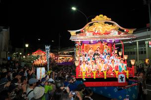 日高火防祭りの写真素材 [FYI02739715]