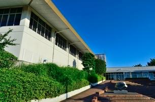 八王子市民体育館の写真素材 [FYI02739730]