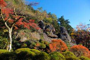 那谷寺奇岩遊仙境の写真素材 [FYI02739889]