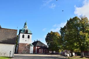 ポルヴォー大聖堂の写真素材 [FYI02739944]