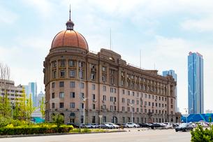 大連港務局,旧大連埠頭事務所の写真素材 [FYI02739956]
