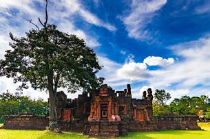 タイ  プーアイノーイ遺跡の写真素材 [FYI02740008]