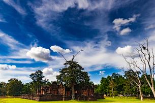 タイ  プーアイノーイ遺跡の写真素材 [FYI02740129]