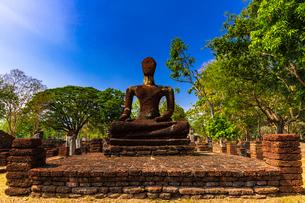 タイ  カムペーンペット歴史公園の写真素材 [FYI02740140]