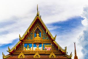 Wat Thip Payarat Nimit, Udon Thani, Thailandの写真素材 [FYI02740239]