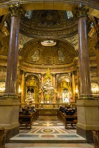 ピラール聖母教会聖母の礼拝堂の写真素材 [FYI02740335]