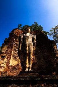 タイ  カムペーンペット歴史公園の写真素材 [FYI02740345]